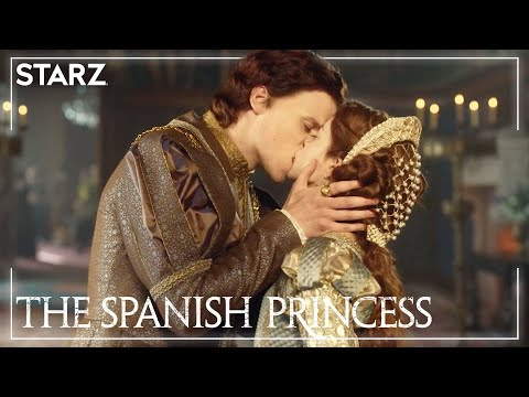 'Wishes' Ep. 3 Clip | The Spanish Princess Part 2 | STARZ