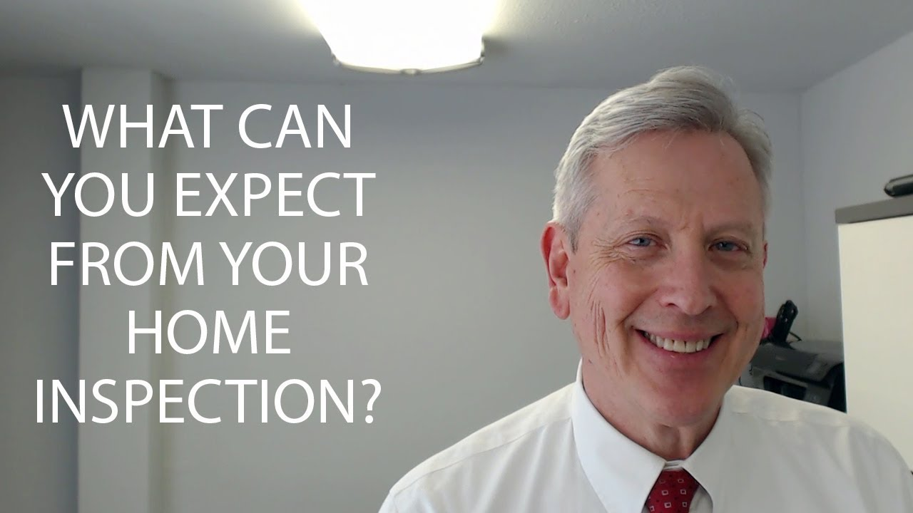 What Can You Expect From Your Home Inspection?