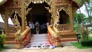 Lampang Luang Thailand  city photo : Wat Phra That Lampang Luang(1) Lampang Thailand
