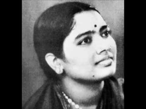 D K Pattammal: Rama Nannu Brovara