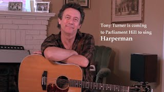 Harperman Farewell Sing-Along (Oct 18) promo