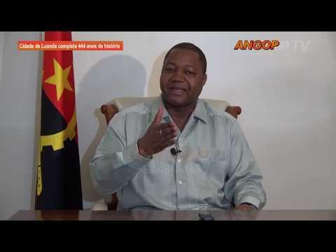 Governador de Luanda fala à ANGOP sobre segurança pública e reabilitação de estradas
