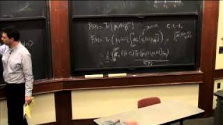 Lec 13 | MIT 5.74 Introductory Quantum Mechanics II, Spring 2009