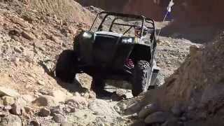 1. 2013 Polaris RZR XP 4 900 EPS First Ride - MotoUSA