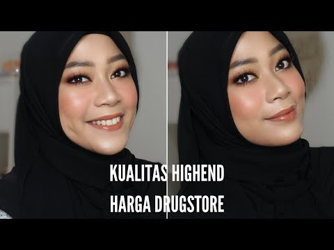 O.TWO.O - ONE BRAND MAKEUP TUTORIAL (BAHASA)