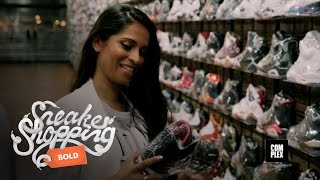 YouTube Sensation Lilly Singh Goes Sneaker Shopping With Complex | Sneaker Shopping