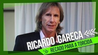 Confira primeiras palavras do treinador argentino, que acertou com o Verdão na noite desta quarta-feira (21) um contrato até o...