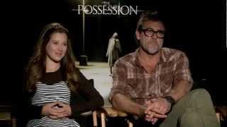 Nonton Jeffrey Dean Morgan & Natasha Calis 'The Possession' Interview Film Subtitle Indonesia Streaming Movie Download