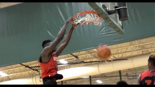 Mo Bamba 4K Highlights - McDonald's All-American Practice