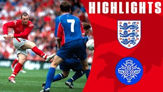 Video England 6-1 Iceland (2004 FA Summer Tournament) | From The Archive MP3, 3GP, MP4, WEBM, AVI, FLV Juli 2018