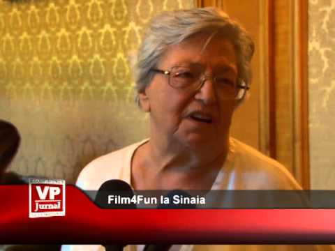 Film4Fun la Sinaia