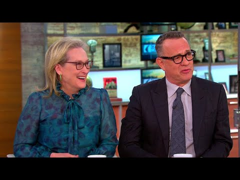 "Meryl Streep and Tom Hanks on the relevance of ""The Post"" today"