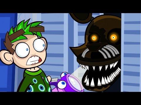 Five Nights At Freddy's 3 & 4 Animation | Jacksepticeye Animated (видео)