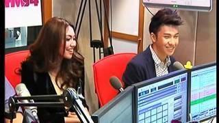 Cha Tea Chow กัน แก้ม โดม ตั้ม โปรโมท 4 โพดำ คอนเสิร์ต  - Thai Talk Show