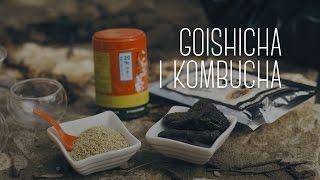 Ciekawe herbaty z Japonii: Goishicha i Kombucha Portal i sklep z herbatą http://www.czajnikowy.com.pl Blog: http://www.czajnikowy.com.pl/herbata-goishicha-i-...