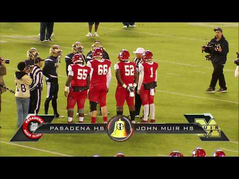 Turkey Tussle 2017 | Pasadena High Vs. John Muir