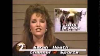Sarah Palin KTUU-TV Sports Reporter (1988)