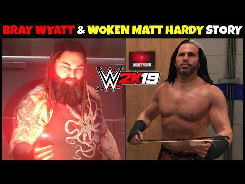 WWE 2K19 My CAREER MODE EPISODE 8 | Bray Wyatt GHOST STORY | EPISODE 8 ||