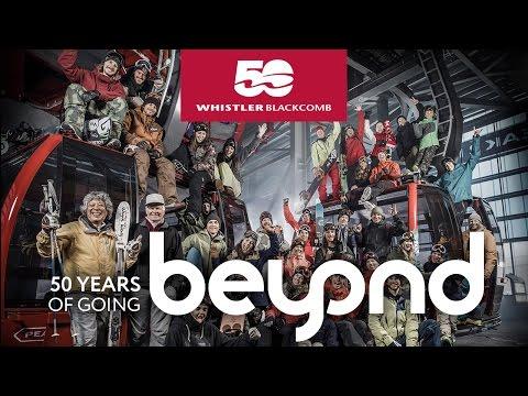Whistler Blackcomb trailer: 50 års fødselsdag