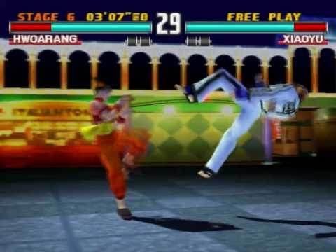------- [Review 5] ------- ---- Tekken 3 ---- (ps1)