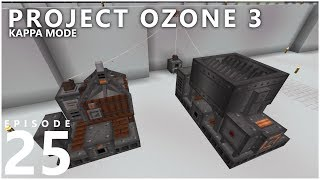 Project Ozone 3 Kappa Mode - HOP GRAPHITE [E25] (Modded Minecraft Sky Block)