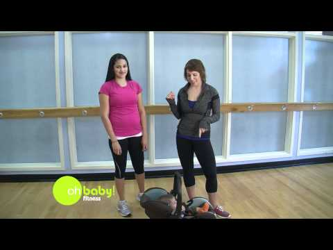 Proper Way to Carry a Car Seat – Oh Baby! Fitness