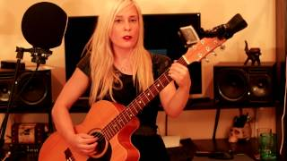 Jeff Buckley - Hallelujah - Acoustic Cover by Kara - Guitar Lessons