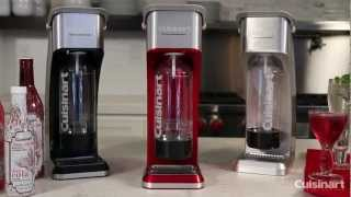 Sparkling Beverage Maker How To Video Icon