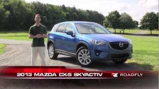 Mazda CX-5 2013 Test Drive&Car Review With Ross Rapoport By RoadflyTV