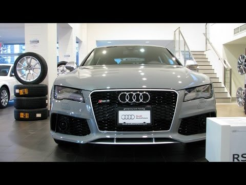 Video Review: 2014 Audi RS7