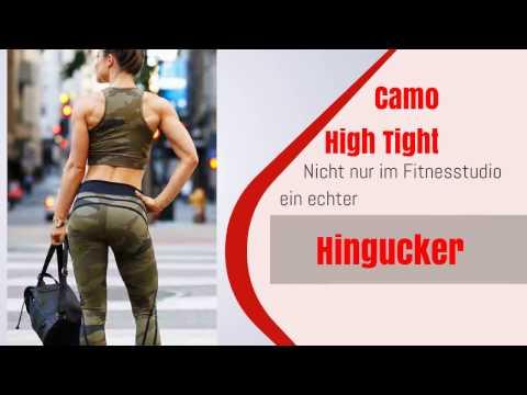 Better Bodies Camo High Tight, NEU 2017, Wear2Gym Fitnessbekleidung
