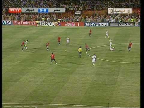 JSC sports +10 الهدف الجزائري بتعليق مصري _مصر والجزائر.ts