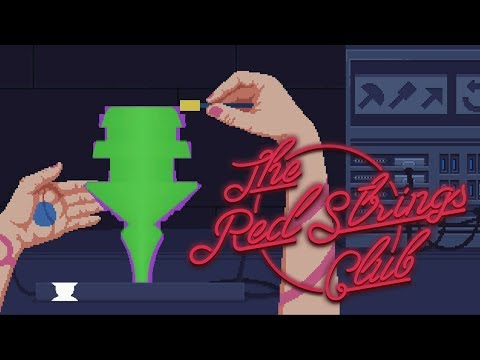 Андроид-гончар // The Red Strings Club #1