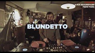 Blundetto - Live @ LeMellotron 2016
