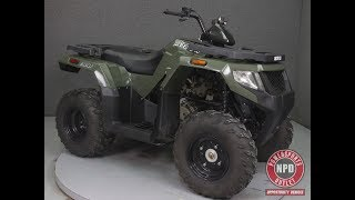 6. 2017  ARCTIC CAT  ALTERRA 300 - National Powersports Distributors