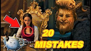 Nonton 😱 20 BIGGEST MISTAKES - BEAUTY AND THE BEAST (2017) Film Subtitle Indonesia Streaming Movie Download