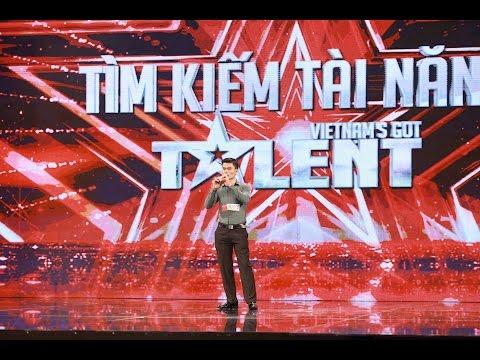 Nam hát giọng nữ - Nguyễn Văn Chẵn - Vietnam's Got Talent 2016