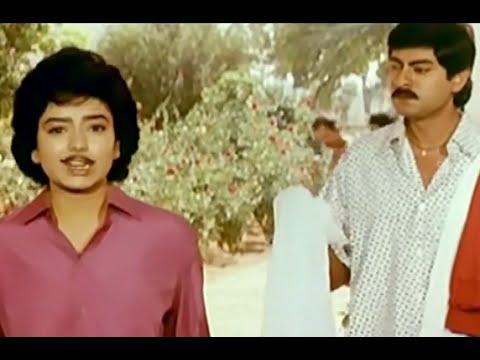Bhale Bullodu Movie Scenes - Soundarya funny getup for Jagapathi Babu - Jayasudha