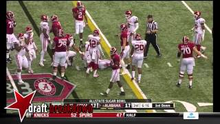 Charles Tapper vs Alabama (2013)