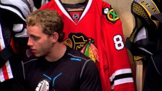 Patrick Kane on the VAPOR APX2 skate