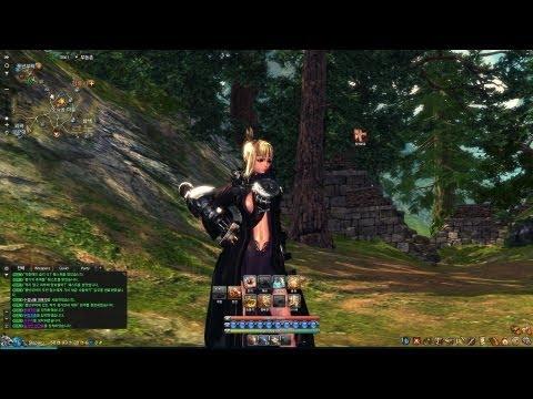 Blade & Soul 2.0 Gon Kung Fu Master Skills Gameplay HD+