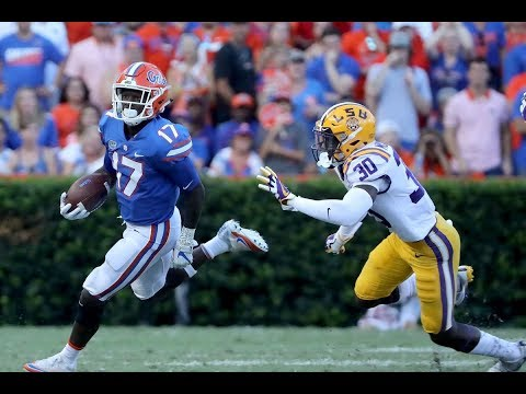 Video: Kadarius Toney: Florida Gator -