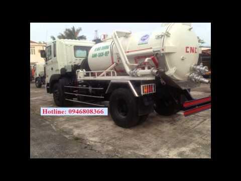 Bán xe hút chất thải hyundai, 0946808366