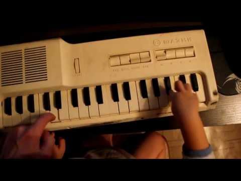 Эволюция синтезаторов от первого лица