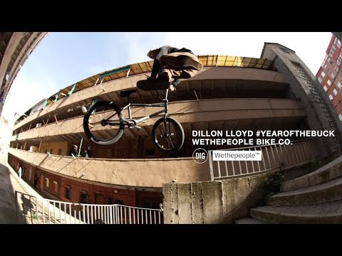 Dillon Lloyd – WTP Year of the Buck