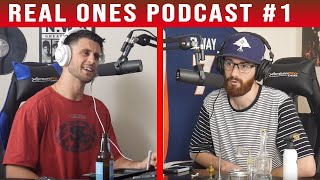Real Ones Podcast EP.1: Tom Brady, Farting & Mt. Rushmore by The Cannabis Connoisseur Connection 420