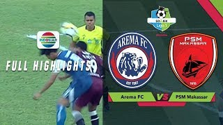 Download Video Arema Fc (1) vs (1) PSM Makassar - Full Highlight | Go-Jek Liga bersama Bukalapak MP3 3GP MP4