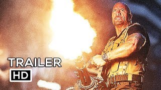 HOBBS AND SHAW Teaser Trailer (2019) Dwayne Johnson, Jason Statham Action Movie HD