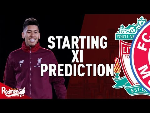 Liverpool V Bayern Munich | Starting XI Prediction