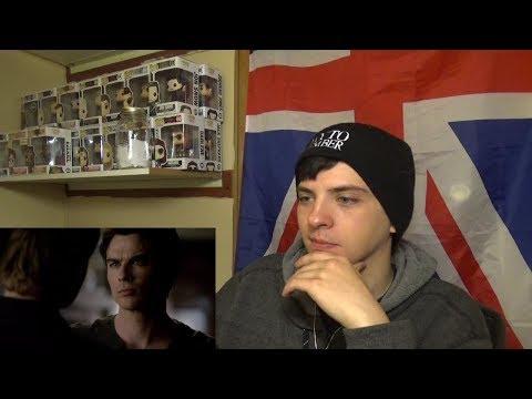 The Vampire Diaries - Season 5 Episode 13 (REACTION) 5x13 PART 1